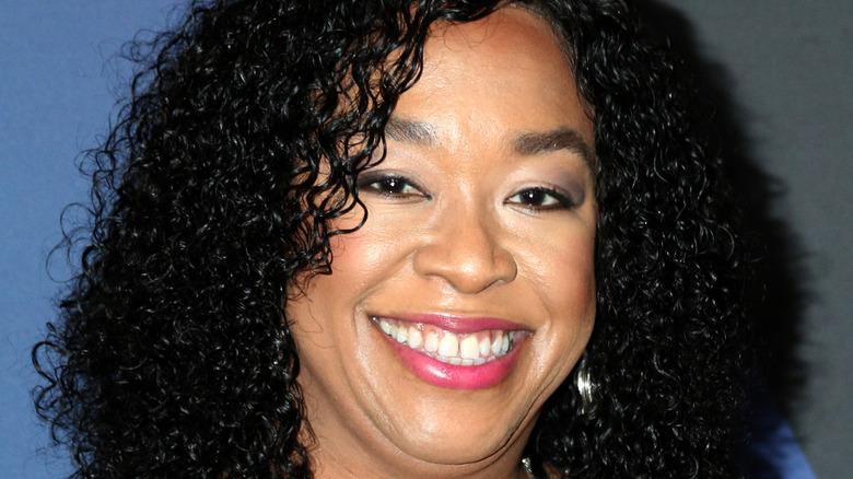 Shonda Rhimes smiling