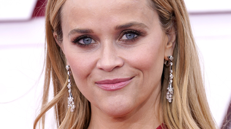 Reese Witherspoon at the 93rd Academy Awards 2021