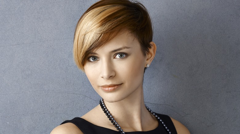 short hairstyle that is going out of style