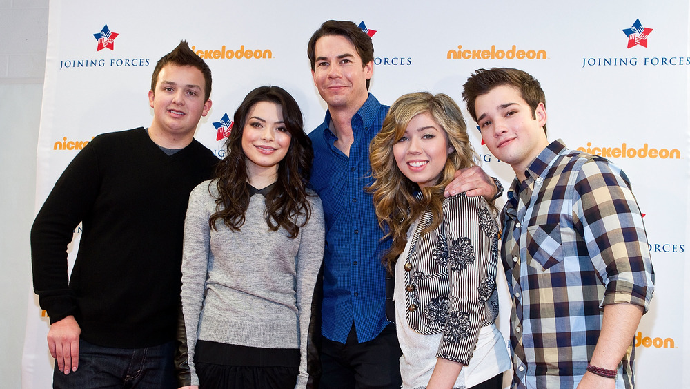Cast of iCarly