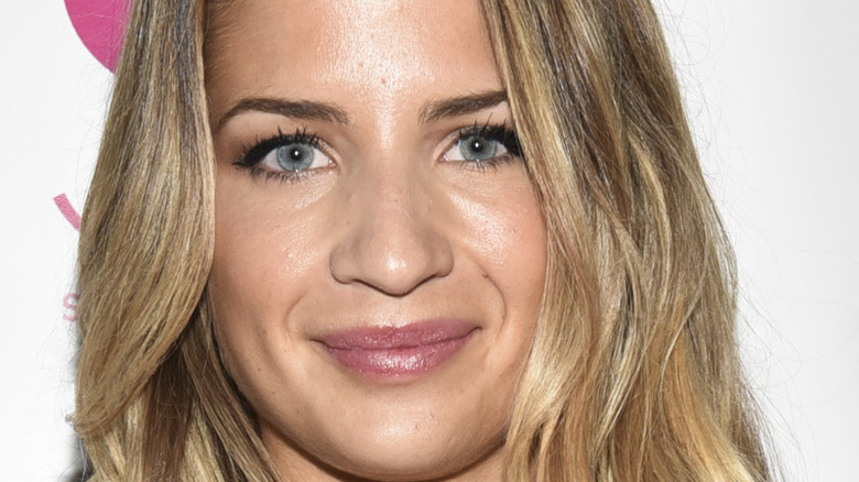 Naomie Olindo attending an event