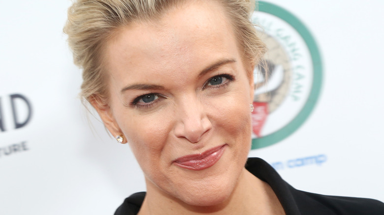 Megyn Kelly smirking