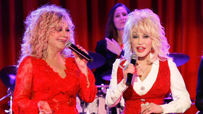 Stella and Dolly Parton