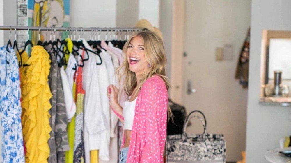 Honestly Kate wardrobe
