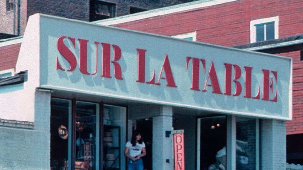 Sur La Table shopfront