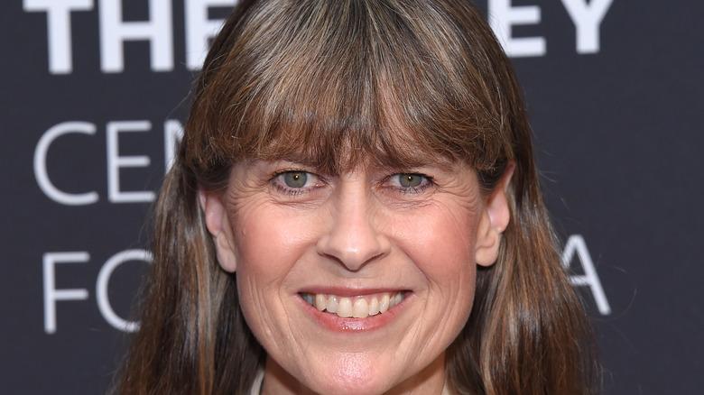 Terri Irwin smiling