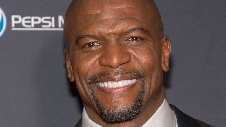 Terry Crews at event
