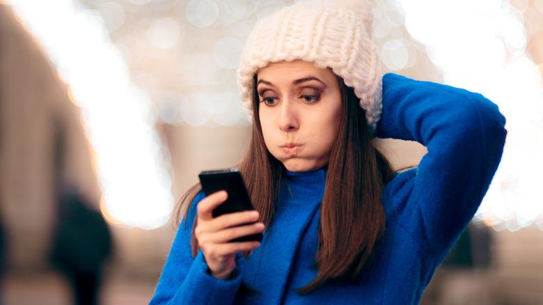 Texting ex