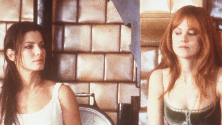 "Sandra Bullock and Nicole Kidman in ""Practical Magic"""