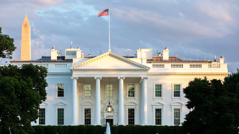 White House Exterior