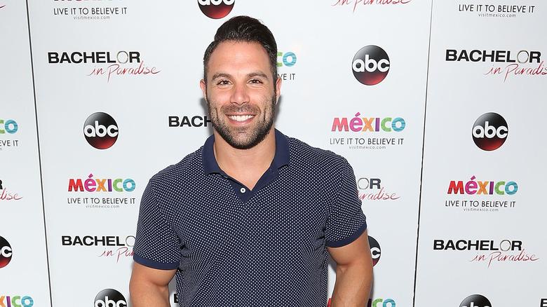 Bachelorette Contestant Mikey Tenerelli