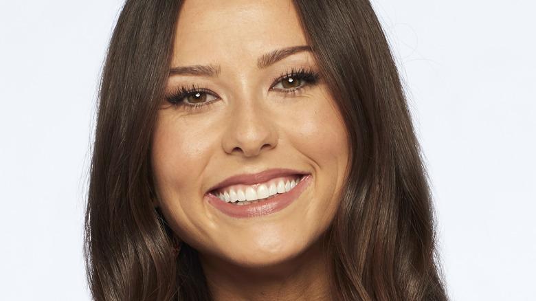 Abigail Heringer smiling
