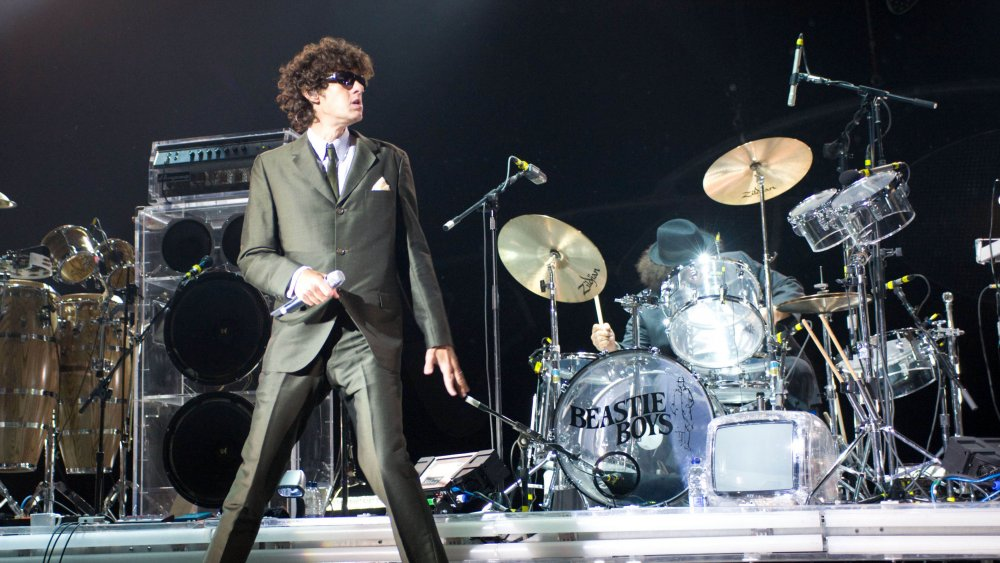 Beastie Boys in concert 2007