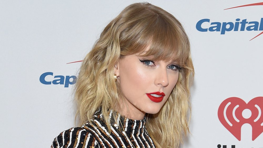 Taylor Swift at an event in 2019