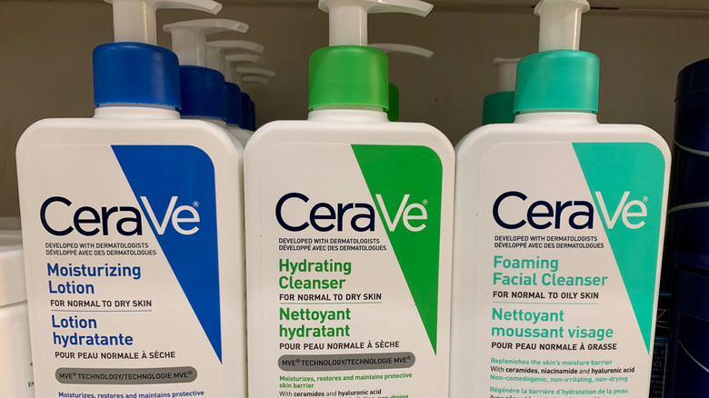 Cerave products