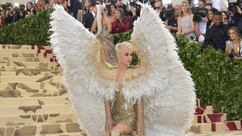 Katy Perry 2018 Met Gala