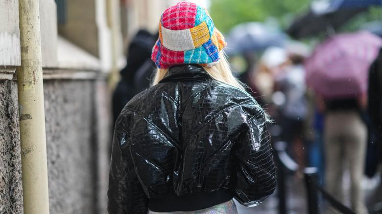 puffer jacket fashion