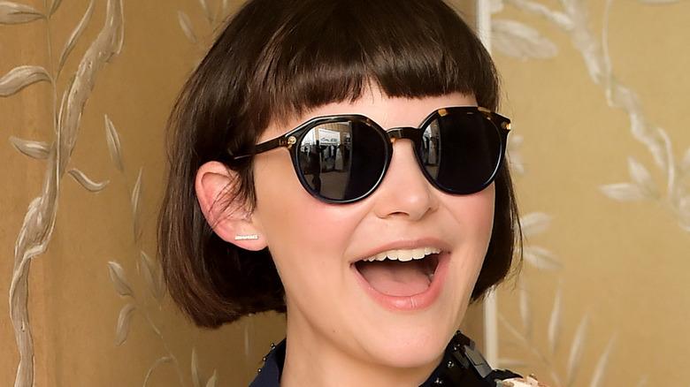 Ginnifer Goodwin in sunglasses