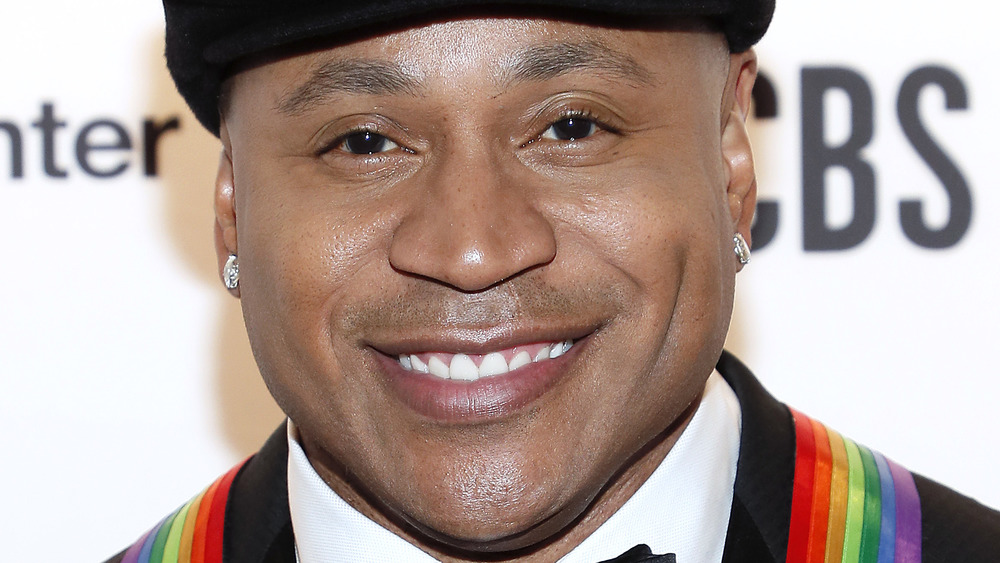 NCIS: LA star LL Cool J on the red carpet