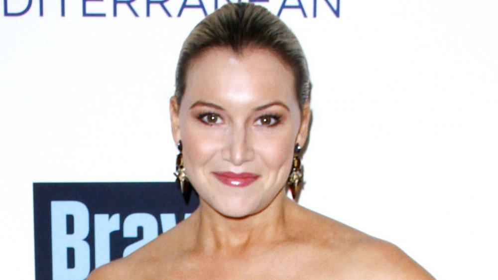 Former Below Deck Mediterranean star Hannah Ferrier