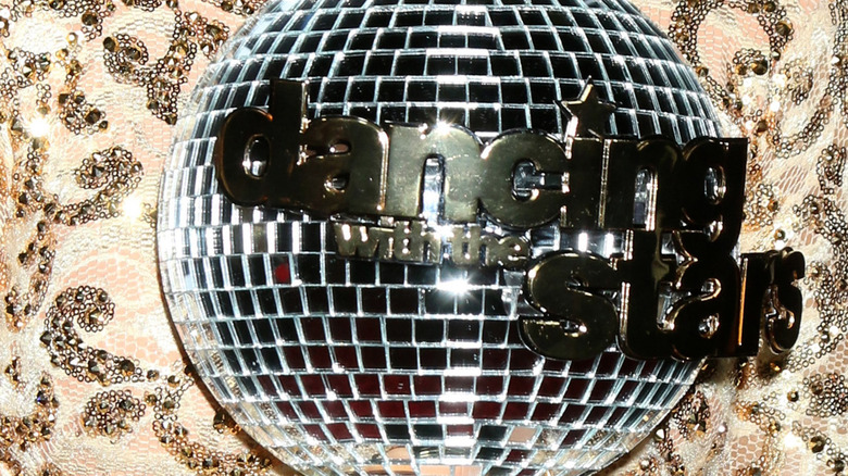 Dancing With The Stars trophy.