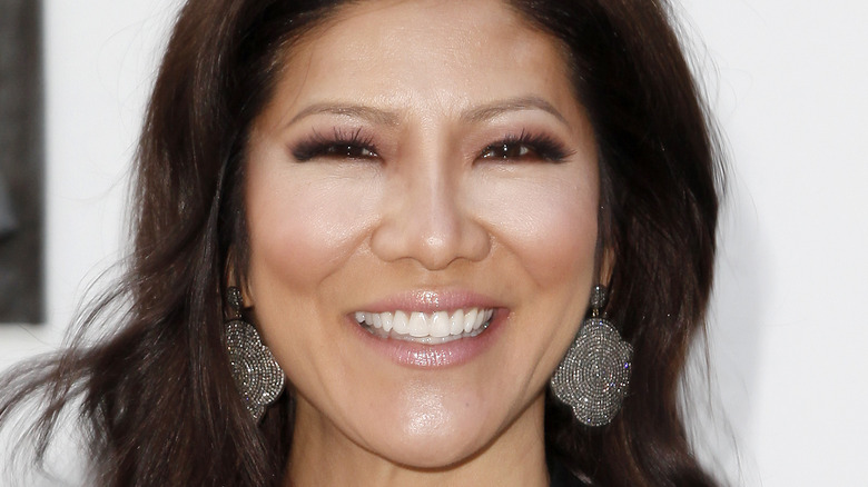Julie Chen, the host of Big Brother