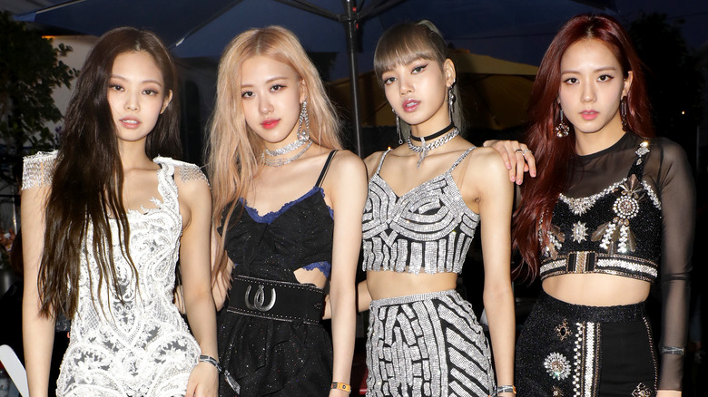 The members of Blackpink now