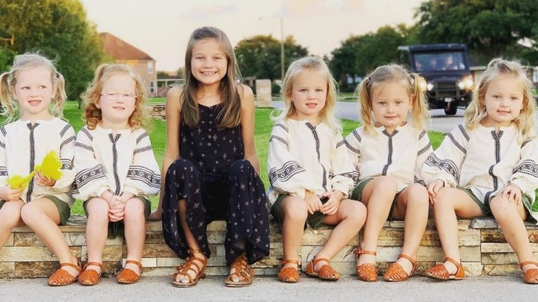 Busby kids OutDaughtered