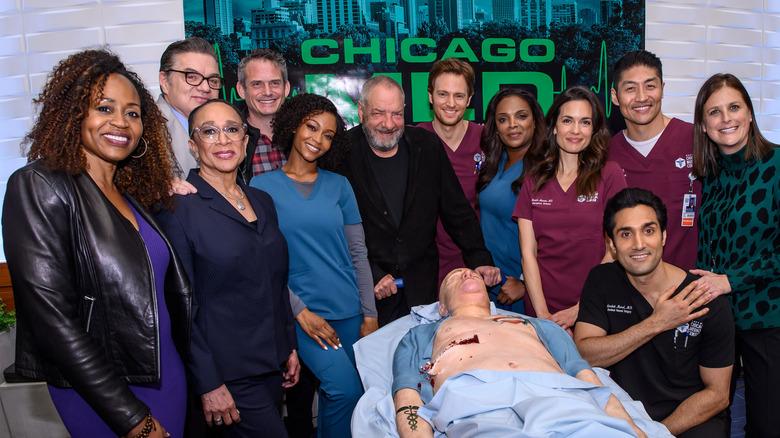 Cast of Chicago Med