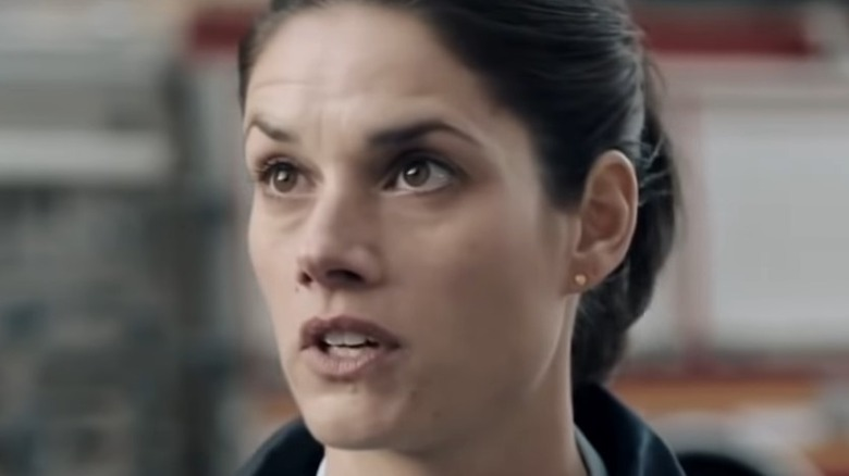 Missy Peregrym on FBI