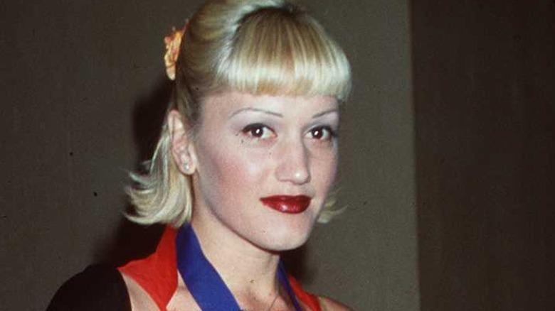 Gwen Stefani in the 1980s