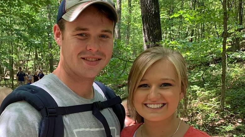 Kendra and Joseph Duggar