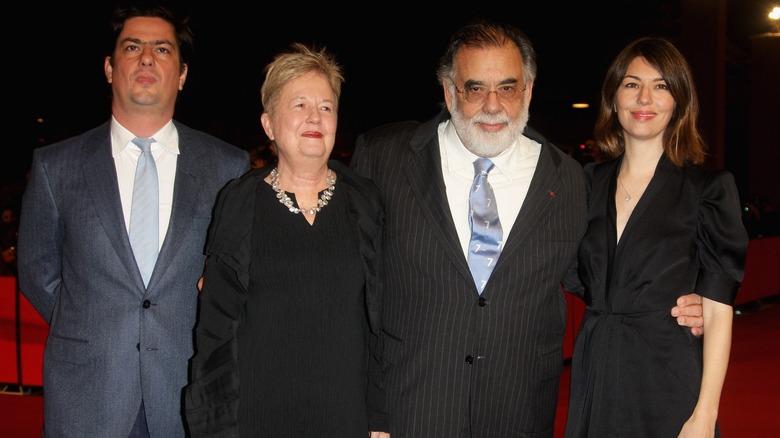 Coppola kids Francis Ford