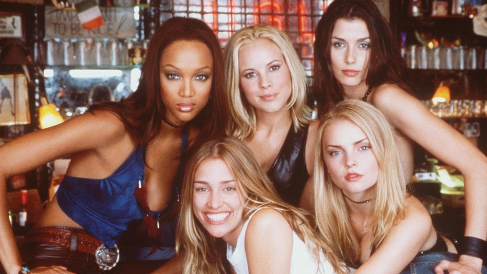 Coyote Ugly cast