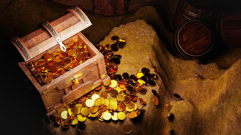 Photo of treasure