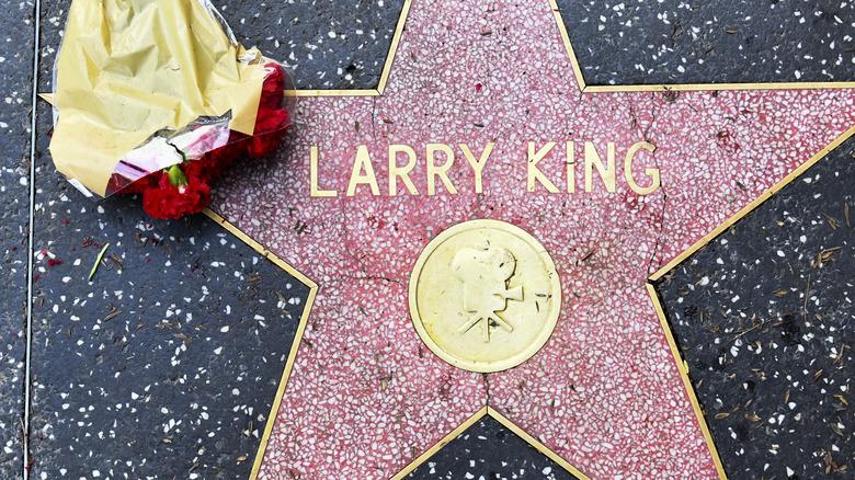 Larry King's Walk of Fame