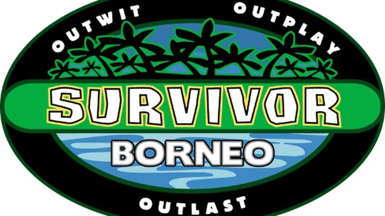 Title card of Survivor: Borneo