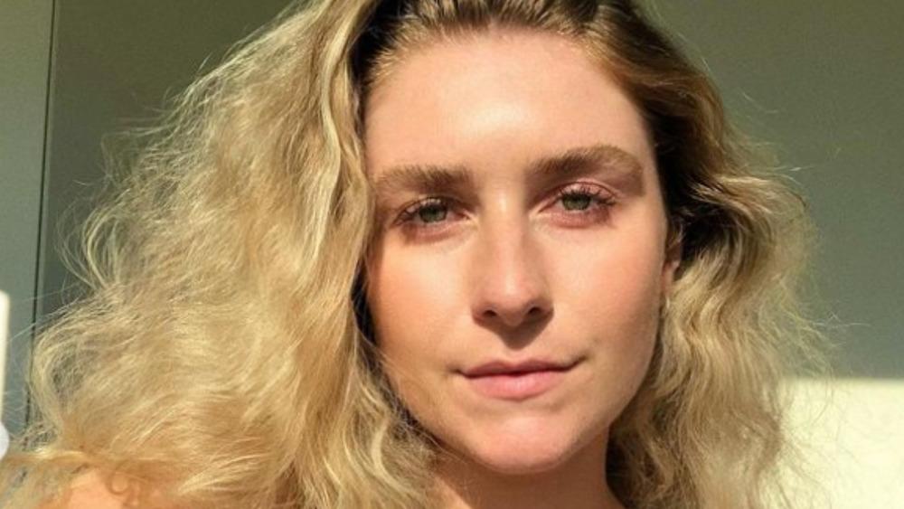 Courtney Olsen selfie
