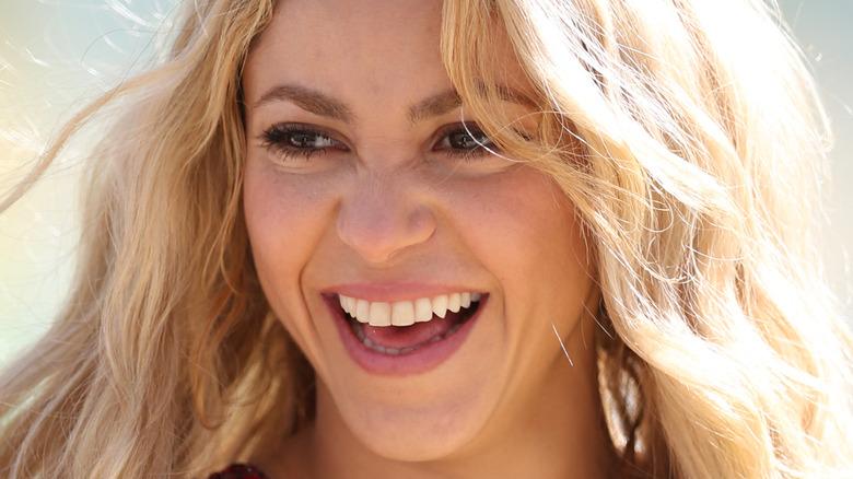 Shakira at FIFA 2014