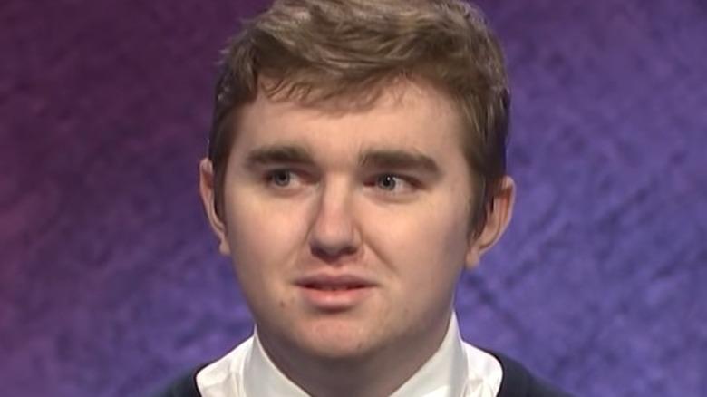 Brayden Smith on Jeopardy!