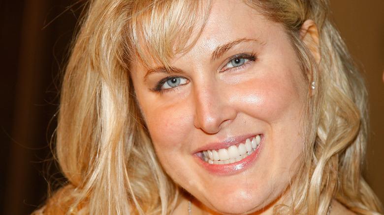 Heidi Ferrer on the red carpet