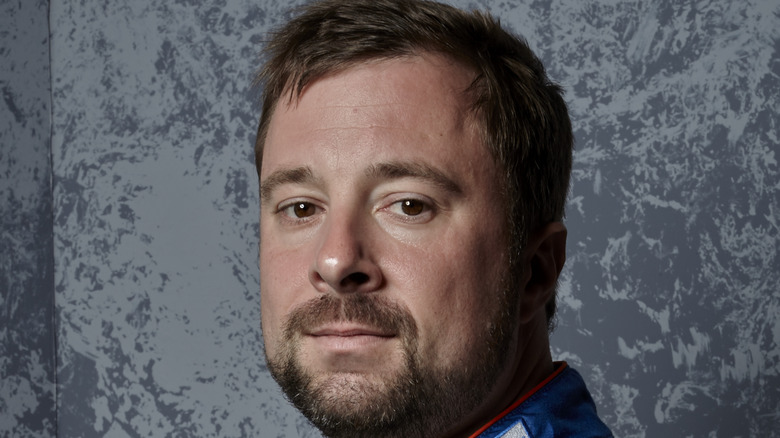 Eric McClure's NASCAR photo