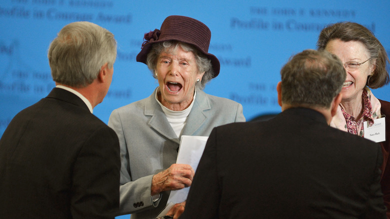 Nancy Bush Ellis at a 2014 event