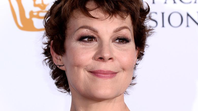 Actor Helen McCrory