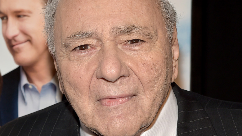 Michael Constantine on the red carpet