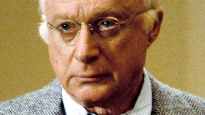 Norman Lloyd as Dr. Auschlander