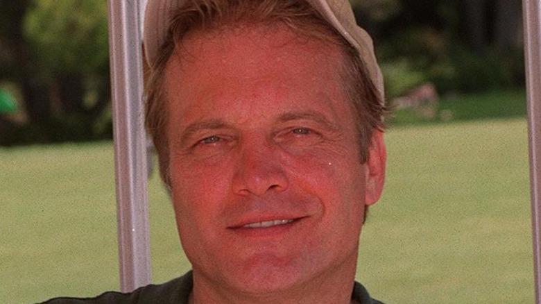 Michael Tylo smiling