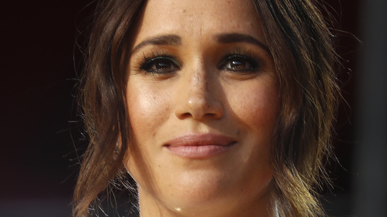 Meghan Markle at the 2021 Global Citizen Live event