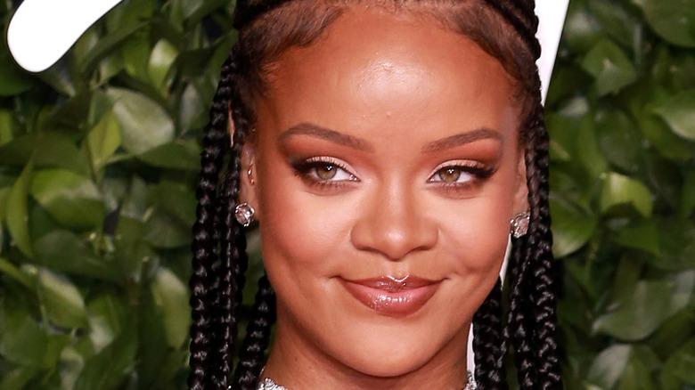 Rihanna at event