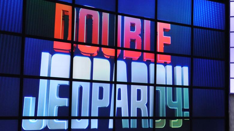 Double Jeopardy! game board